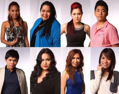 Who will complete the Top 8 finalists of The Voice of the Philippines?