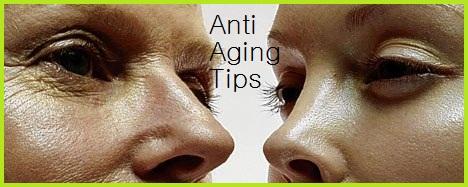 anti aging tips natural