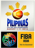 FIBA Asia: Gilas Pilipinas vs Chinese Taipei – 03 August 2013
