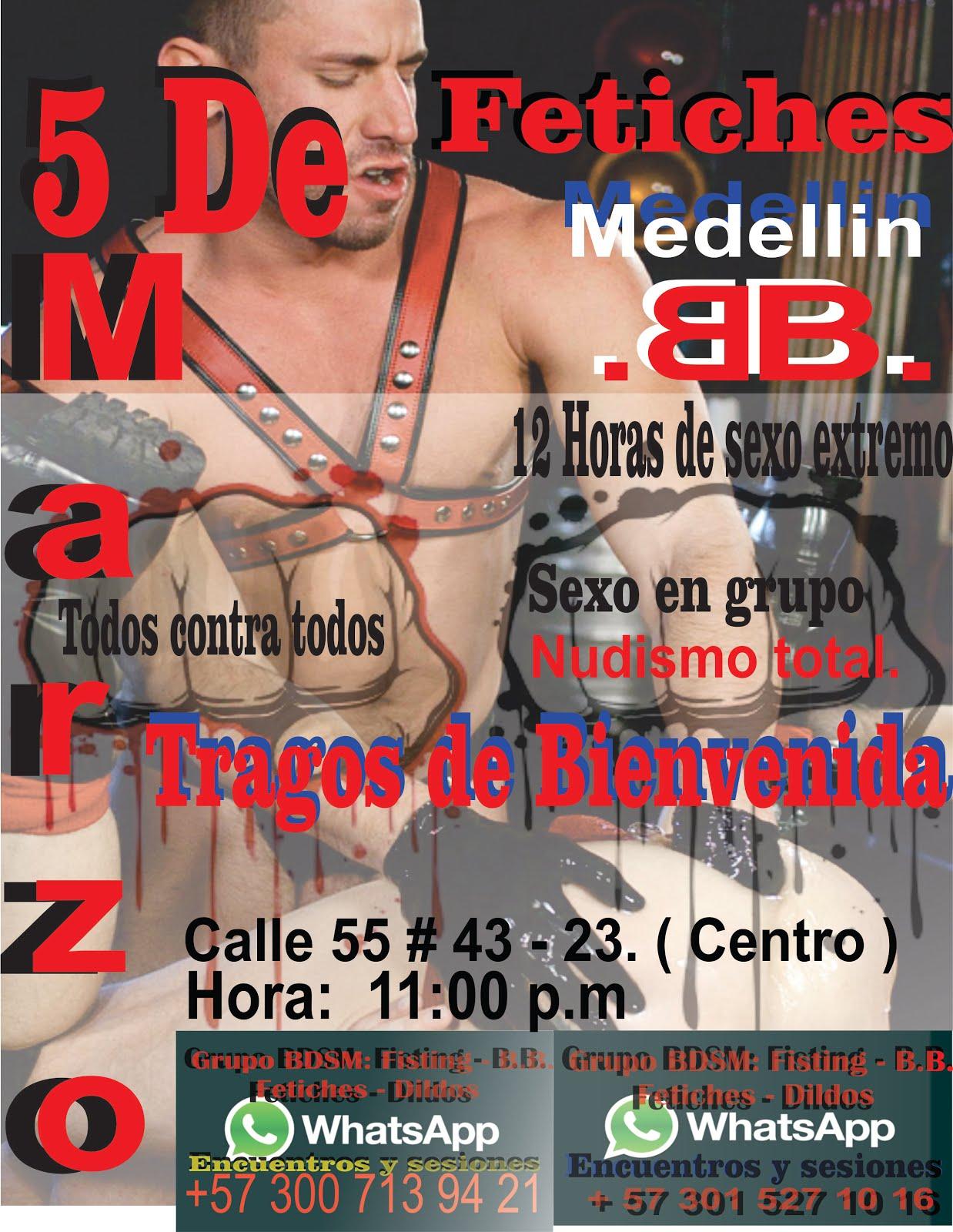 Evento: 5 de Marzo en Medellin