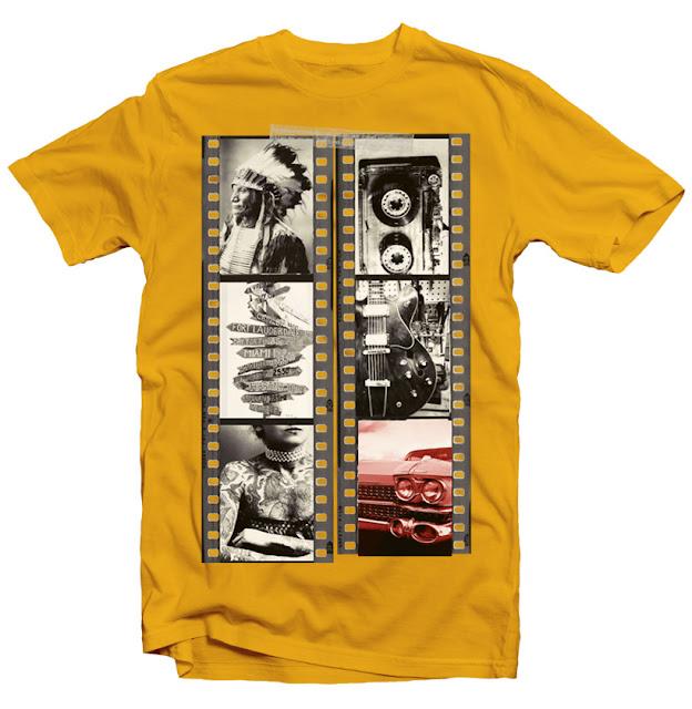 old photos tshirt design