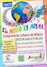 Campamento de Música - Verano 2015