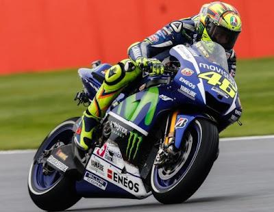 Klasemen Sementara MotoGP Usai GP Silverstone, Inggris 2015