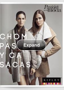 Catalogo ripley casacas 2013