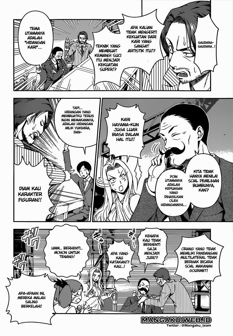Shokugeki no Souma Chapter 59-14