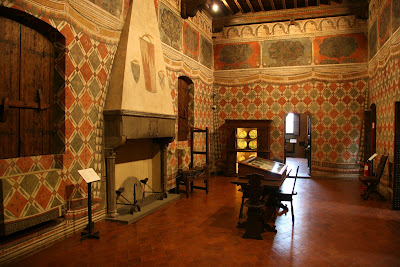 Sala dei Pappagalli (Room of the Parrots)