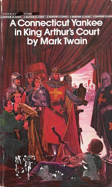 a review of a connecticut yankee in king arthurs court by mark twain A connecticut yankee in king arthur's court is an 1889 novel by american humorist and writer mark twain the book was originally titled a yankee in king arthur's court.