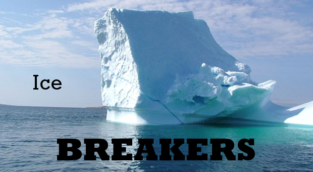 Ice breakers for online dating sites