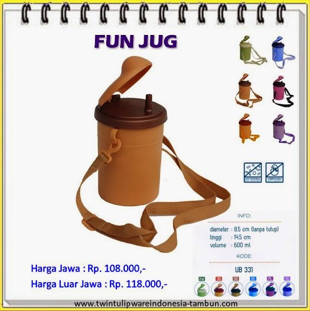 fun jug tulipware 2013
