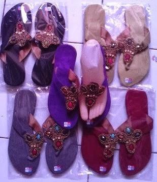 sandal wanita cantik