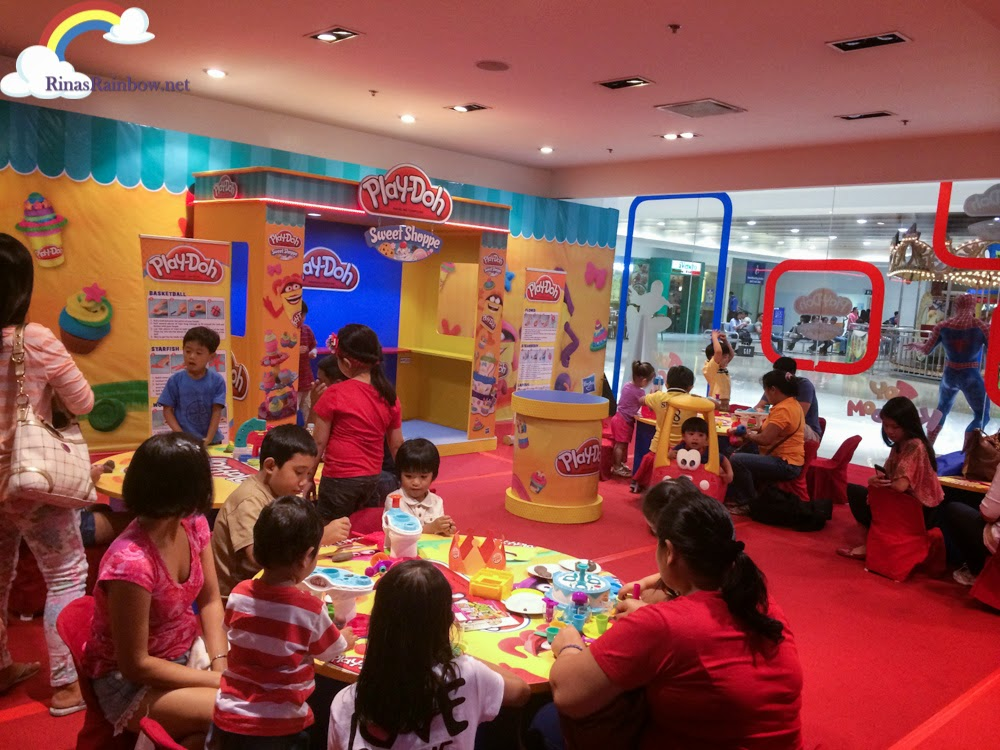 Play-Doh Playground