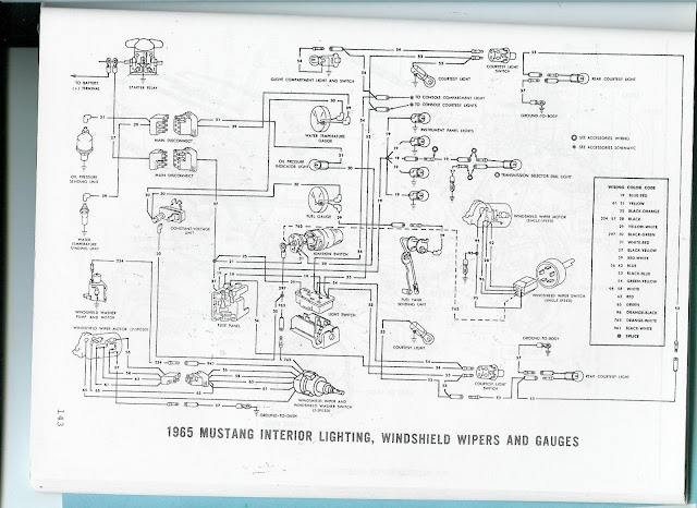 the care and feeding of ponies 1965 mustang wiring diagrams rh thecareandfeedingofponies blogspot com
