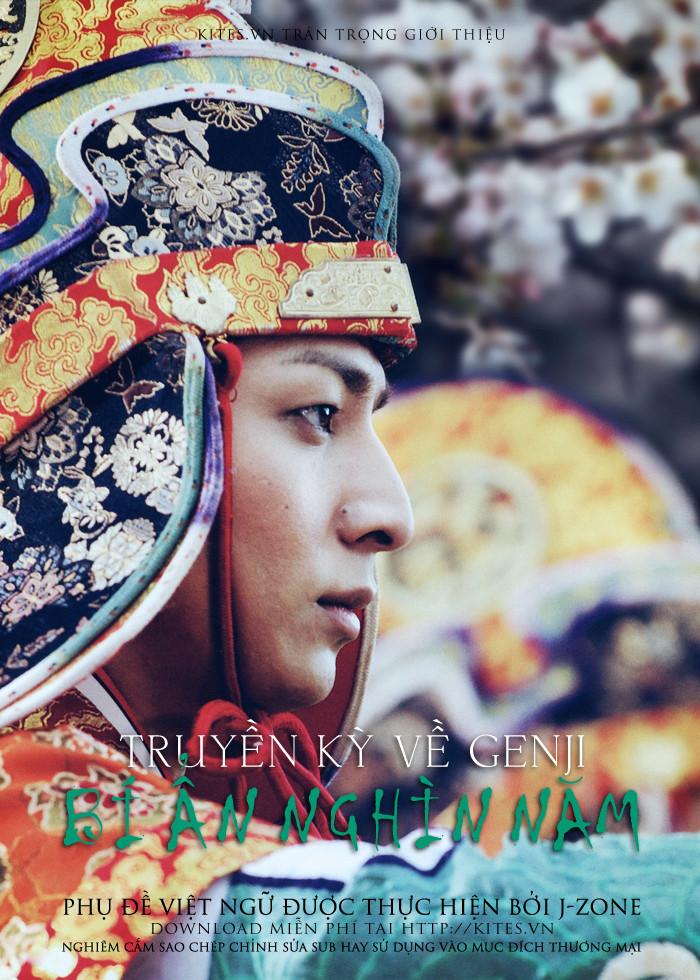 Truyền Kỳ Về Genji: Bí Ẩn Nghìn Năm - The Legend Of Genji