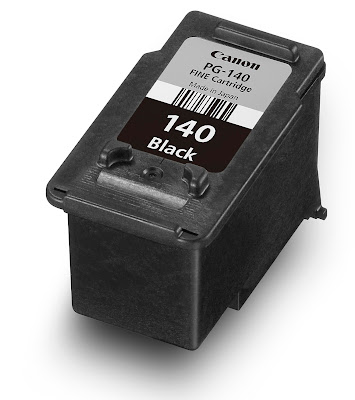 cartucho de tinta canon negro