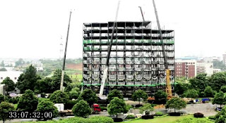 Bangunan tinggi