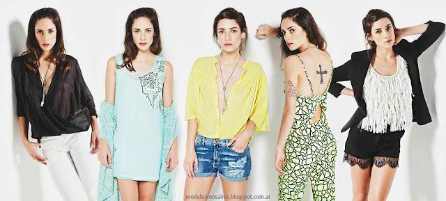 Moda 2016. Moda primavera verano 2016. La Cofradía primavera verano 2016.