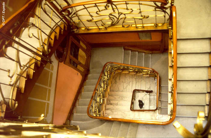 Thoughts on modern architecture victor horta and art nouveau Art nouveau arquitectura