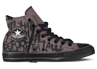 Converse Chuck Taylor All Star Charcoal Grey Black