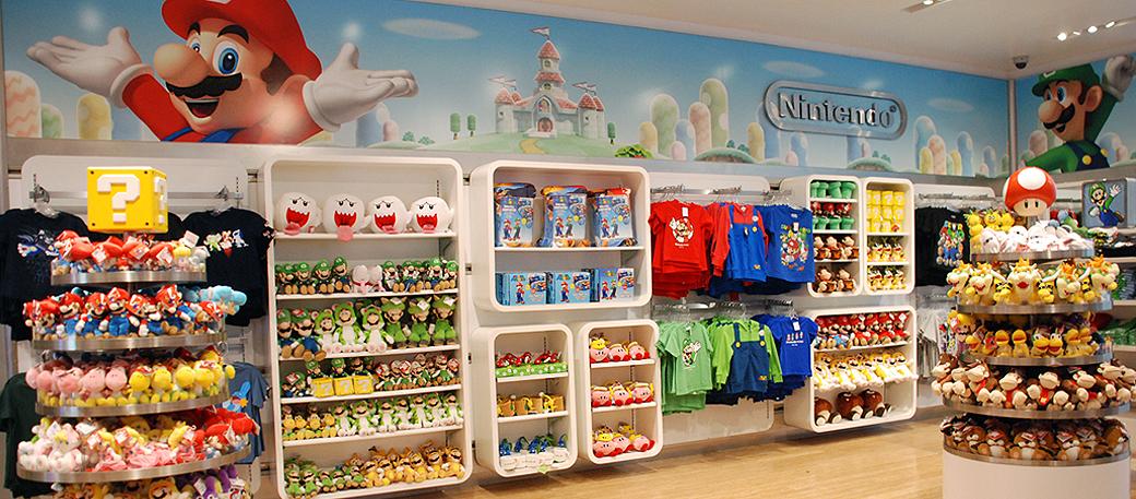 Nintendo World Store In New York Closing Doors For