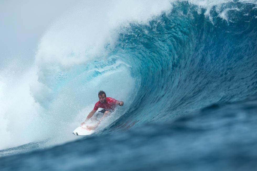 27 Taj Burrow Billabong Pro Tahiti Foto WSL Stephen Robertson