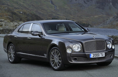 Bentley announces Mulsanne upgrades to be shown in Geneva
