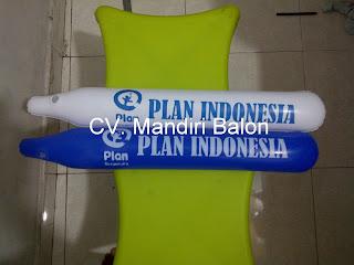BALON TEPUK Logo PLAN INDONESIA