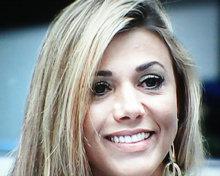 Fabiana BBB12 Globo reality segundo lugar