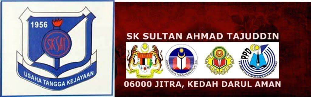 Sekolah Kebangsaan Sultan Ahmad Tajuddin, Jitra