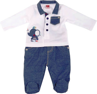 Two Pieces Baby Boy Set - Tuc Tuc Petit Mag