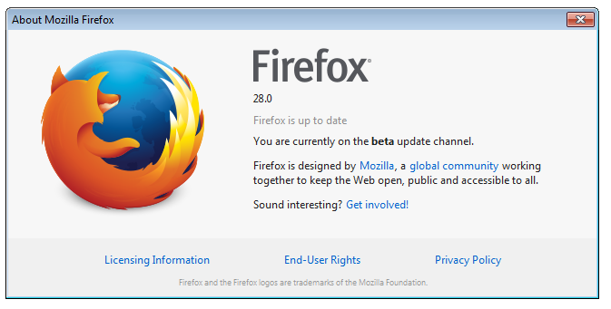 Cara Menonaktifkan JavaScript di Browser Mozilla
