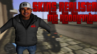 GTA SA - SKIN DO MC RODOLFINHO