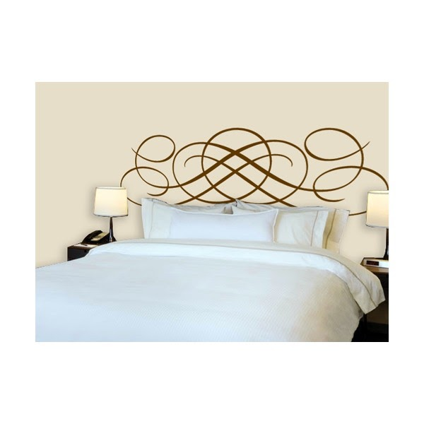 Decorar cuartos con manualidades cabeceros de cama originales - Cabeceros originales ...