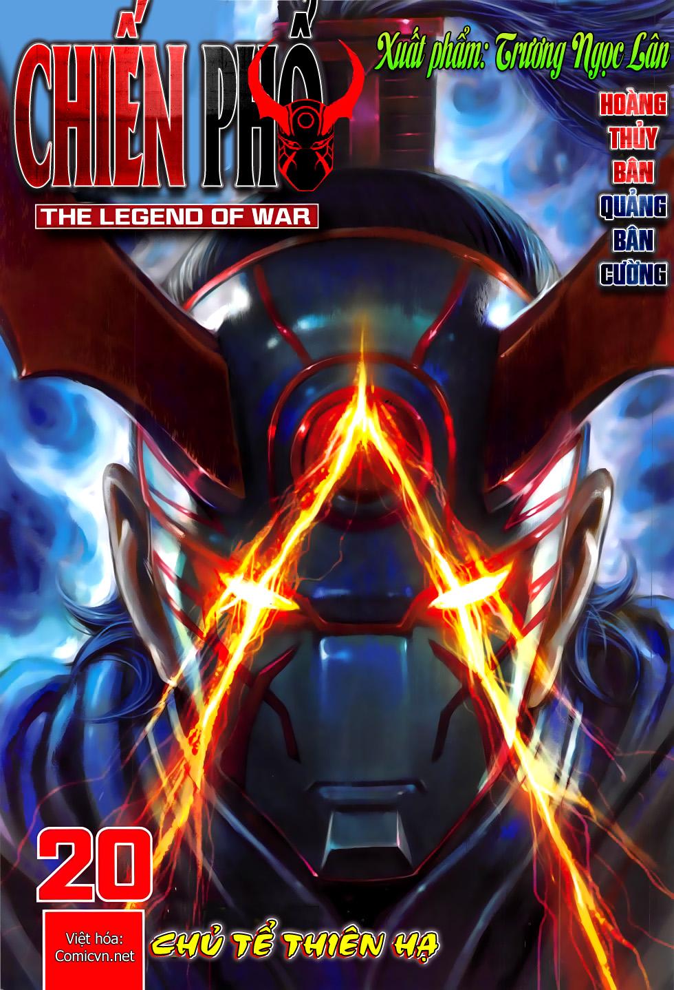 Chiến Phổ Chap 20 - Next Chap 21