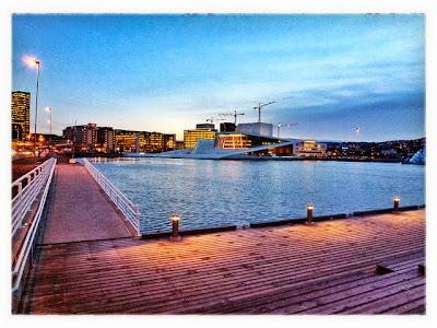 Oslo low cost Norvegia
