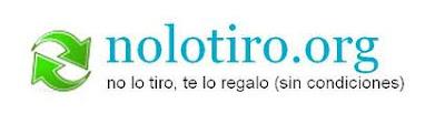 Ayudate y ayuda a los demas con nolotiro.org