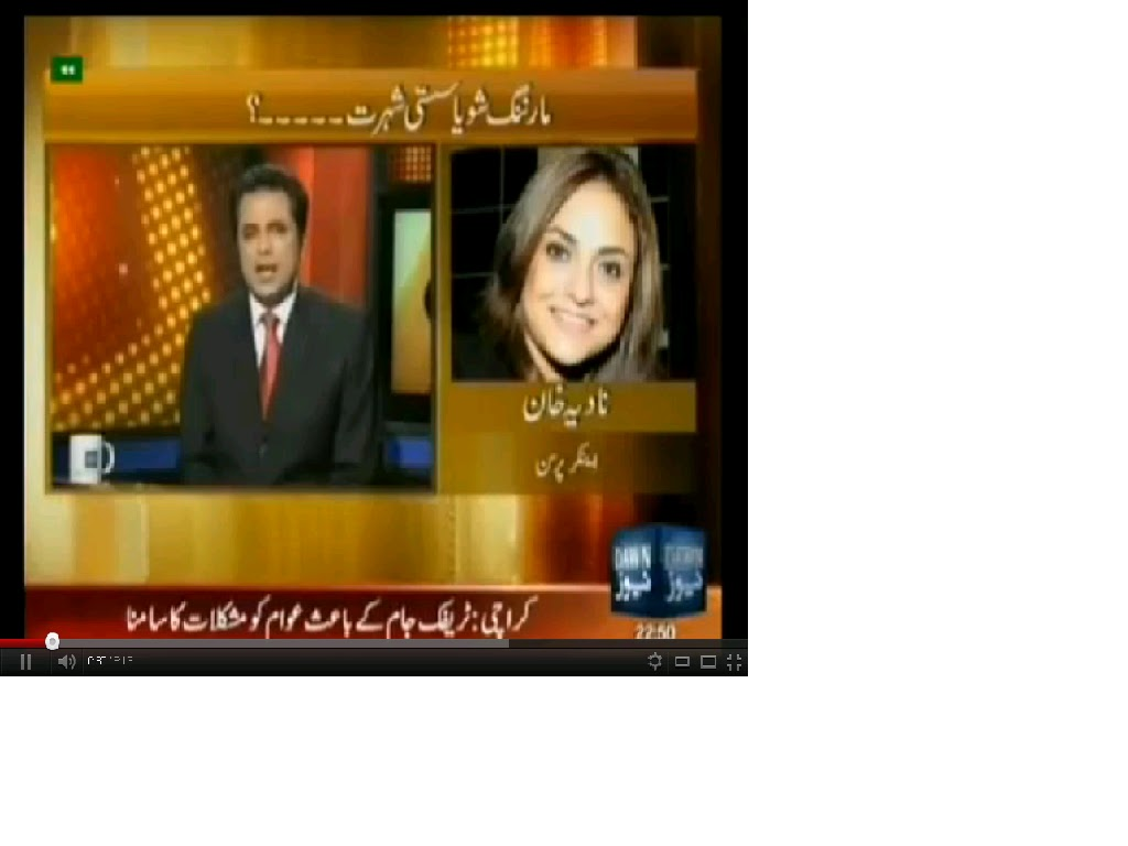 Nadia khan views on maya khan scandal in Talat show. Top fashion blog