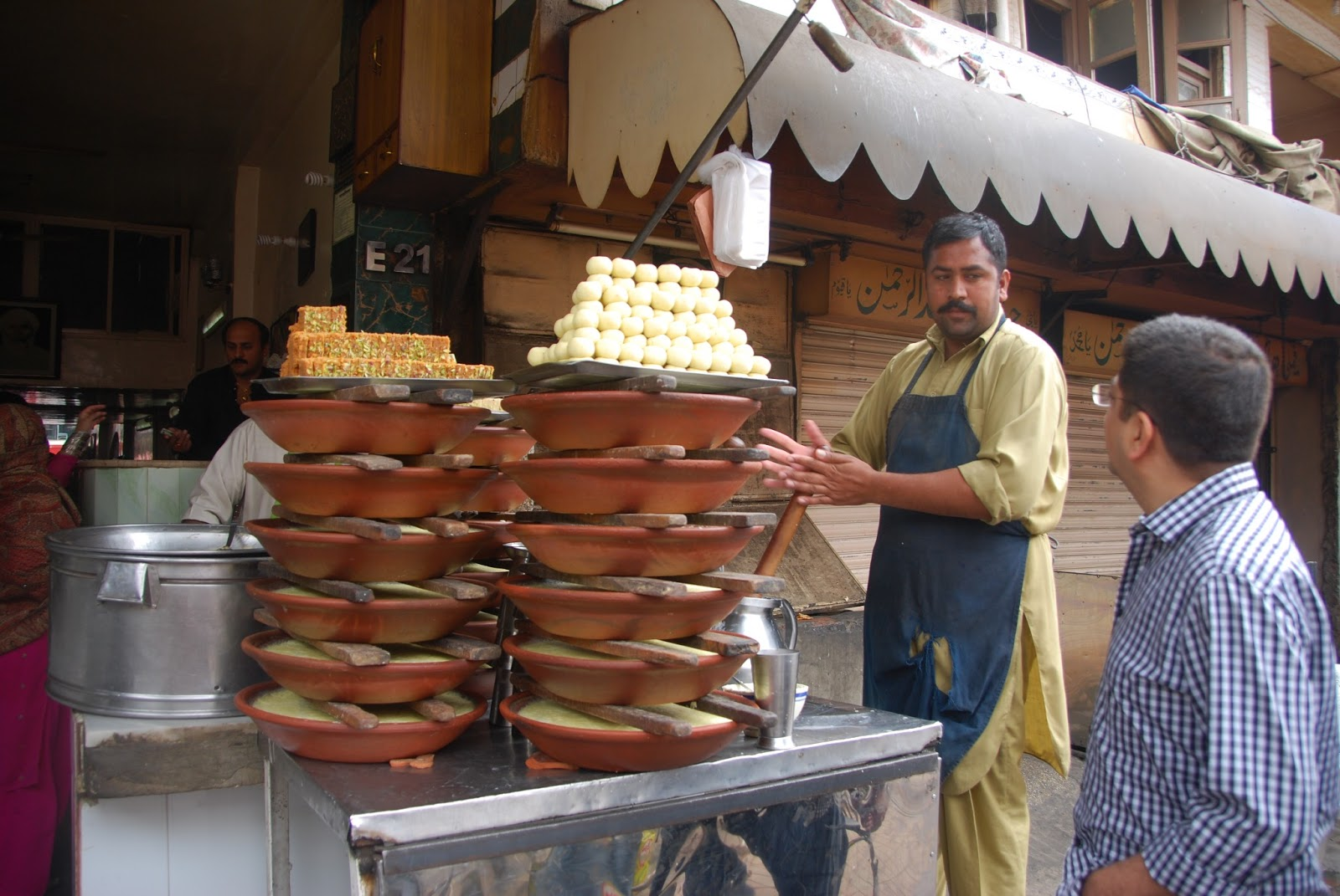 how to make lassi pakistani