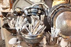 Silver är billigt, köp!