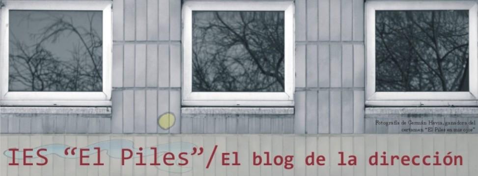 El blog de la dirección