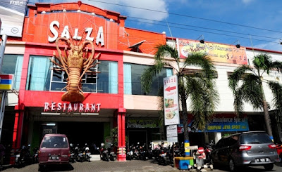 Foto New Salza Restaurant and Convention Hall Pati