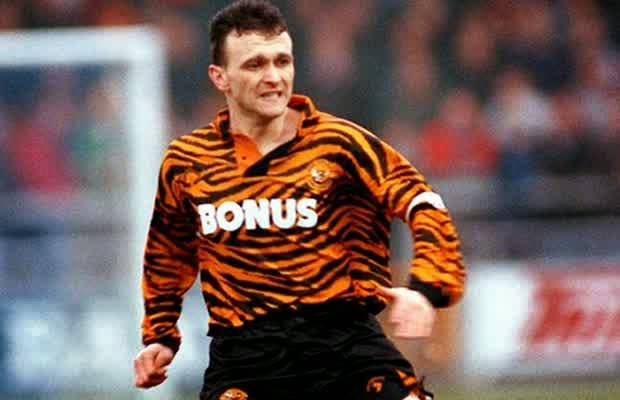 Jersey Hull City Home 1992-1993