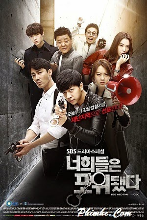 You're All Surrounded  -  Chạy Đâu Cho Thoát
