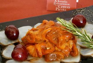 Jornadas Gastronómicas de la Cereza Picota