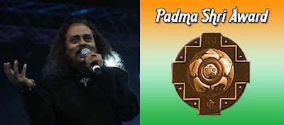 Hariharan winner of padma shri award