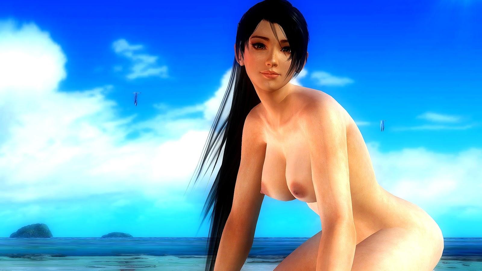 doa5lr nude