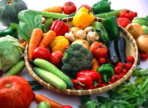 Harga Sayur Sedikit Naik