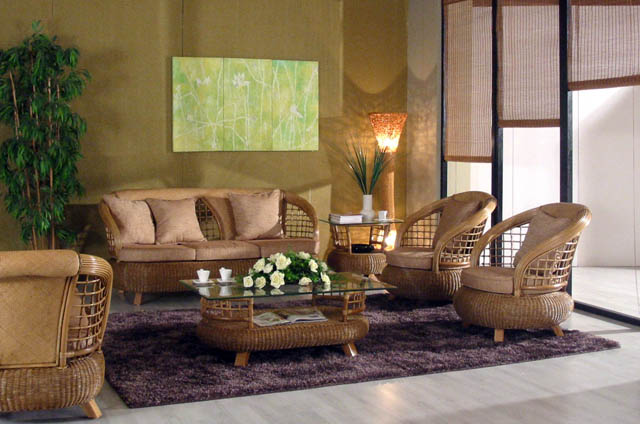 Amazing Living Room with Rattan Furniture 640 x 424 · 56 kB · jpeg