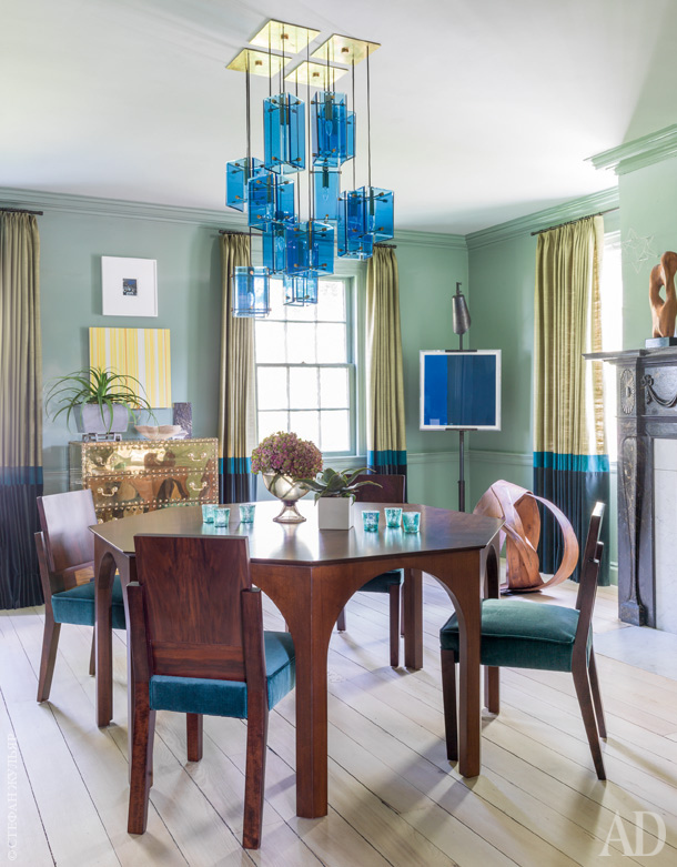 Frank Roop Design Interiors House Of Turquoise Bloglovin