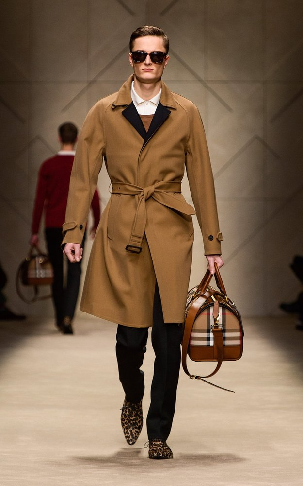 MILAN MFW FALL 2013 – BURBERRY