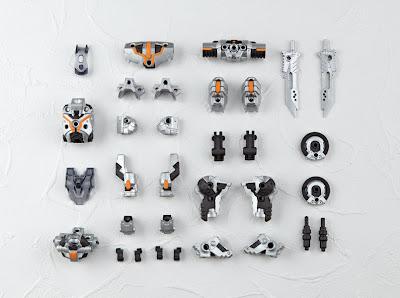 Kaiyodo Revoltech Assemble Borg Nexus V2 Figure